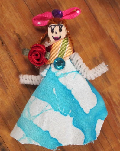 Clothespin Dolls 27