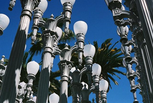 Urban Light, Lacma