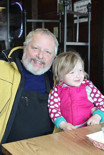 grandpa bill and dottie