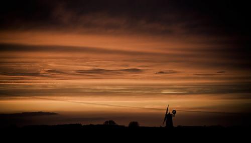 Great Bircham sky