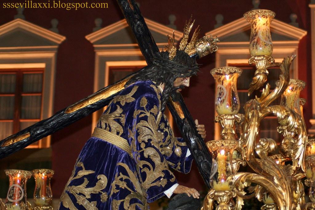 Nuestro Padre Jesús de las Tres Caídas, Viernes Santo 2010 Sevilla