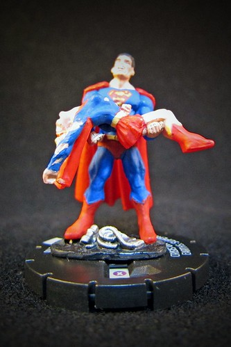 DC HeroClix CRISIS ON INFINITE EARTHS SUPERGIRL Heroclix #E100 - LE