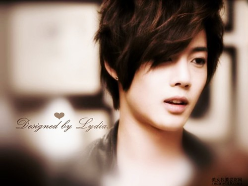 Kim Hyun Joong Desktop Wallpaper