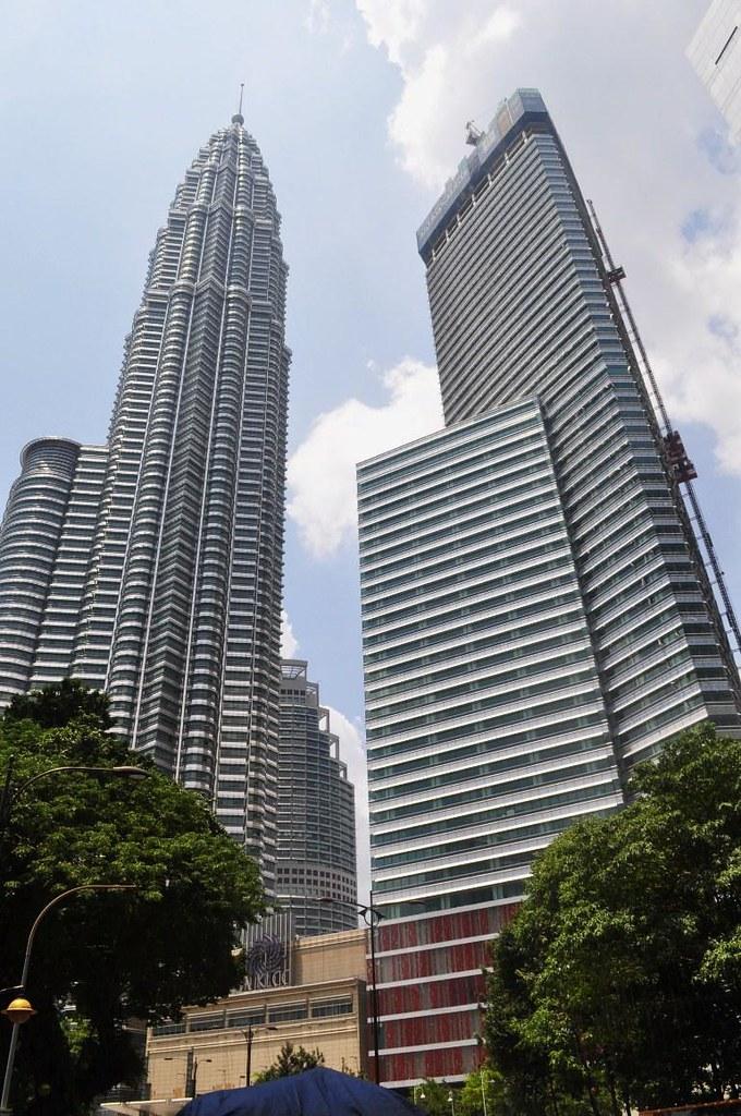 MENARA CARIGALI (PETRONAS TOWER 3) | Kuala Lumpur ( KLCC ) | 59F | 267m | U/C