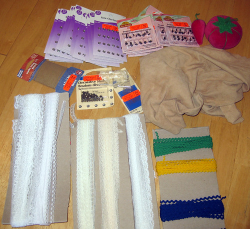 $40 Dresssew Haul