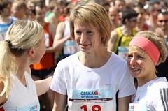 Favorité na maratonský titul o víkendu testovali síly