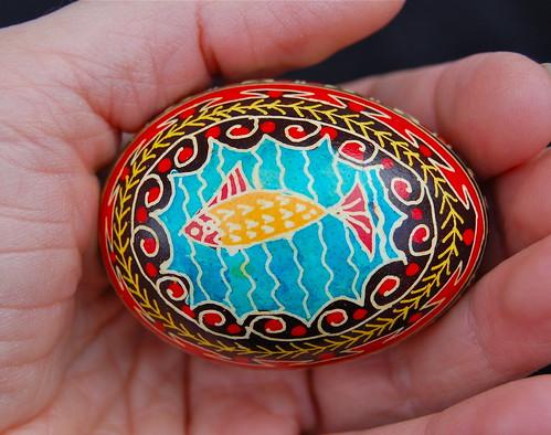 Chuck's egg