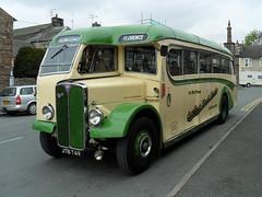 0093-JTB749-AEC Regal III-Florance Motors(Cumbria Classic Coaches) (day 192) Tags: bus buses regal brough aec preservedbus aecregal cumbriaclassiccoaches jtb749 florancemotors kirkbystephenclassiccommercialvehiclerally