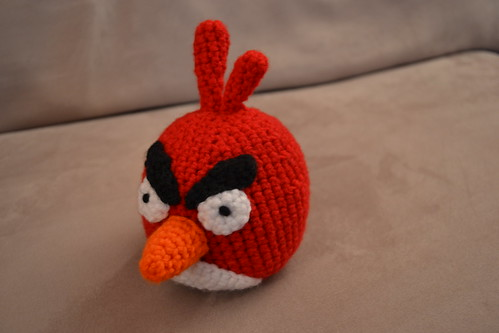 Patron Angry Birds Amigurumi : On This Picture Patron Amigurumiii Angry Birds Amigurumi ...