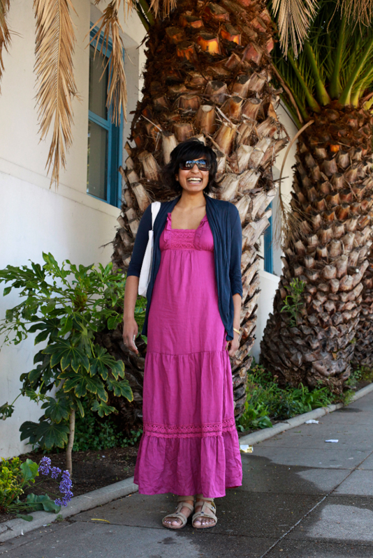 fuchsiamaxi_qshots - easter sunday street fashion style san francisco