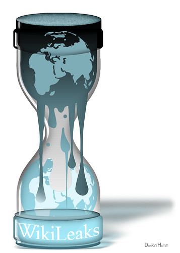 From flickr.com: Wikileaks Logo {MID-236499}
