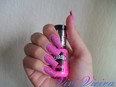 Cu do cerrado - Blant + Creased Top Beauty (Vivi Vieira) Tags: colors beauty top creased esmalte blant craquelado cudocerrado