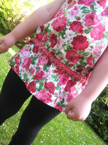 rose top binding