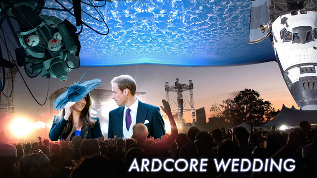 ARDCORE WEDDING