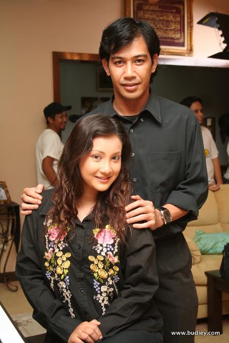 Rusdi Ramli dan Siti Fazurina