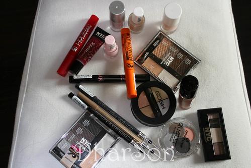 Makeup gekocht
