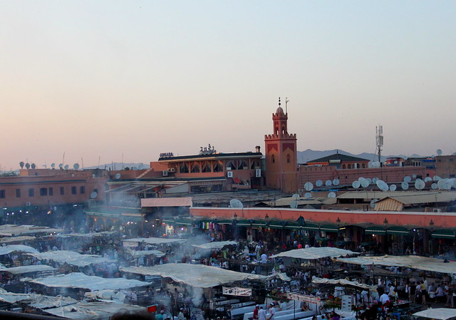 argana cafe marrakech
