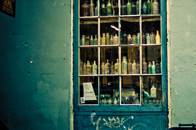 """If only there could be an invention that bottled up a memory, like scent. And it never faded, and it never got stale."""