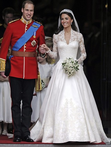 royal wedding dress_03. Kate Middleton#39;s Wedding Dress
