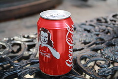 125 years Coca Cola Tin