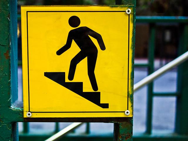119/365 - April 29, 2011 - Stair Climber