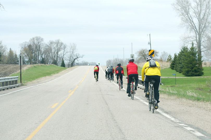 Minnesota Ironman Bike Riders