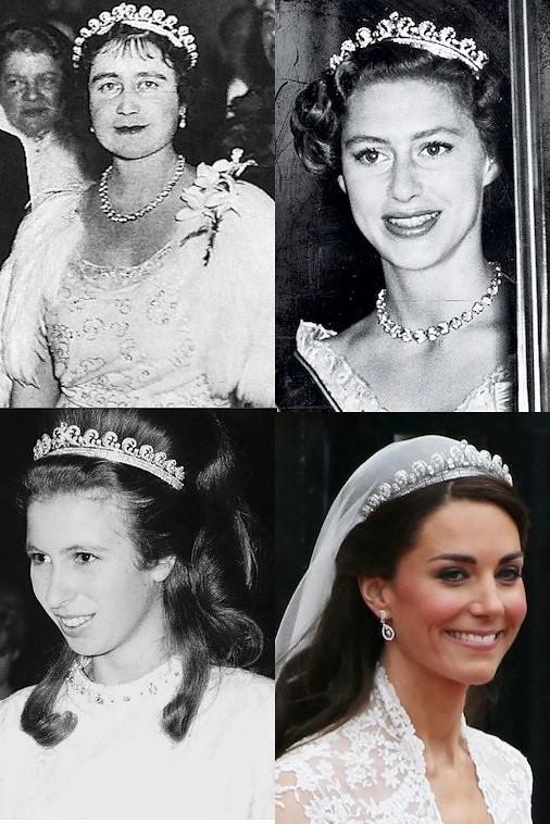 Bride's Spy: Royal Wedding - The Tiara & Jewellery