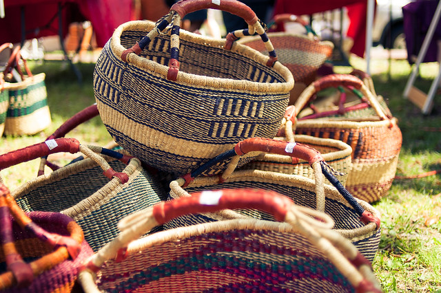 """I thought of the song of all the birds that I knew, and the soft singsong of the coffee-skinned women who sold their coiled sweet-grass baskets in the market and on Meeting Street."""
