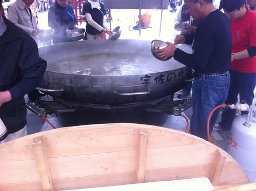 宇佐大鍋つみれ汁