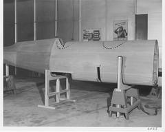 """04-01912 Ryan PT-25 c. 1942 (San Diego Air & Space Museum Archives) Tags: airplane ryan aircraft aviation plywood aeronautics fuselage st4 """"san diego"""" field"""" sandiegoairandspacemuseum sdasm ryanaeronautical """"ryan pt25 ryanaeronauticalcompany """"lindbergh aeronautical"""" ryanpt25 ryanypt25 ypt25 ypt25ry ryanst4 plywoodfuselage plasticbondedplywood plywoodairplane plywoodconstruction"""