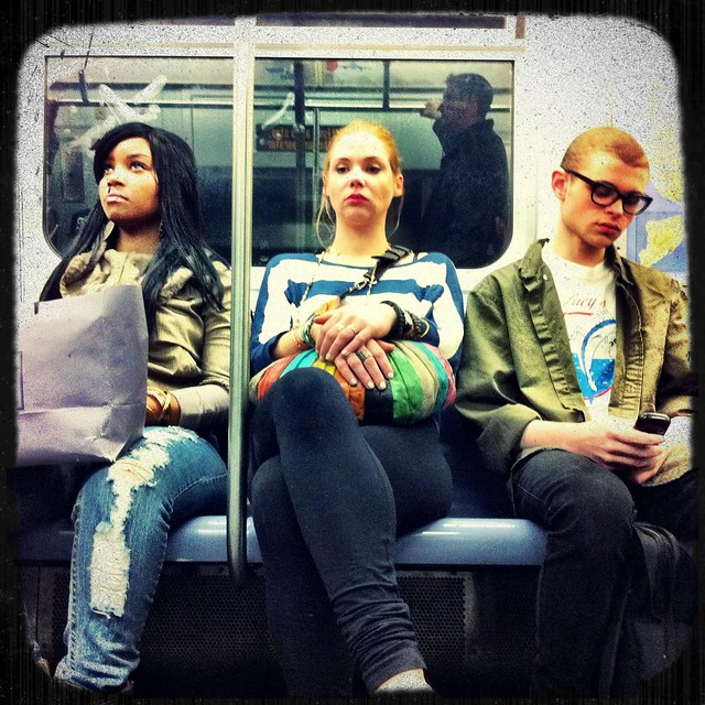 3 Strangers