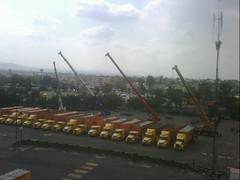 Segundo día de montaje - Estadio Azteca13