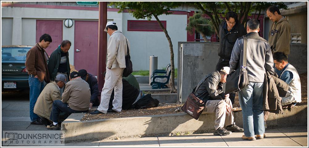 Chinatown, San Francisco.