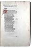 Decorated initial in Horatius Flaccus, Quintus: Opera