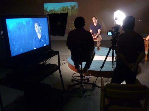 David interviewed