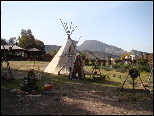Campamento indio (Tabernas)