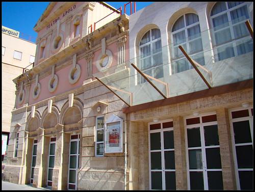 Teatro Apolo, Almería