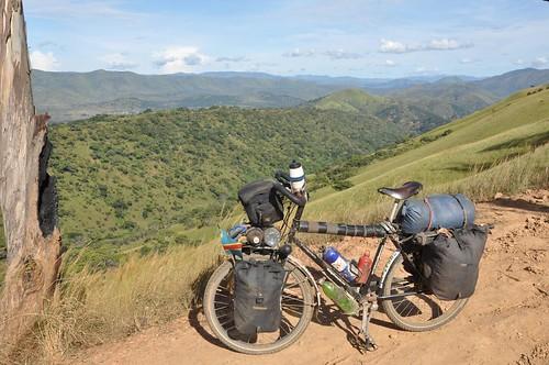 Descent to Lubondja