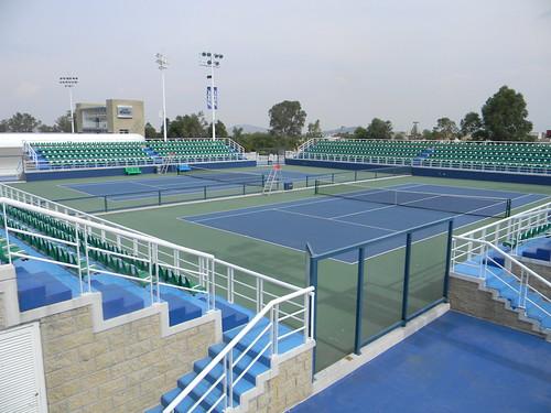 complejo panamericano de tennis