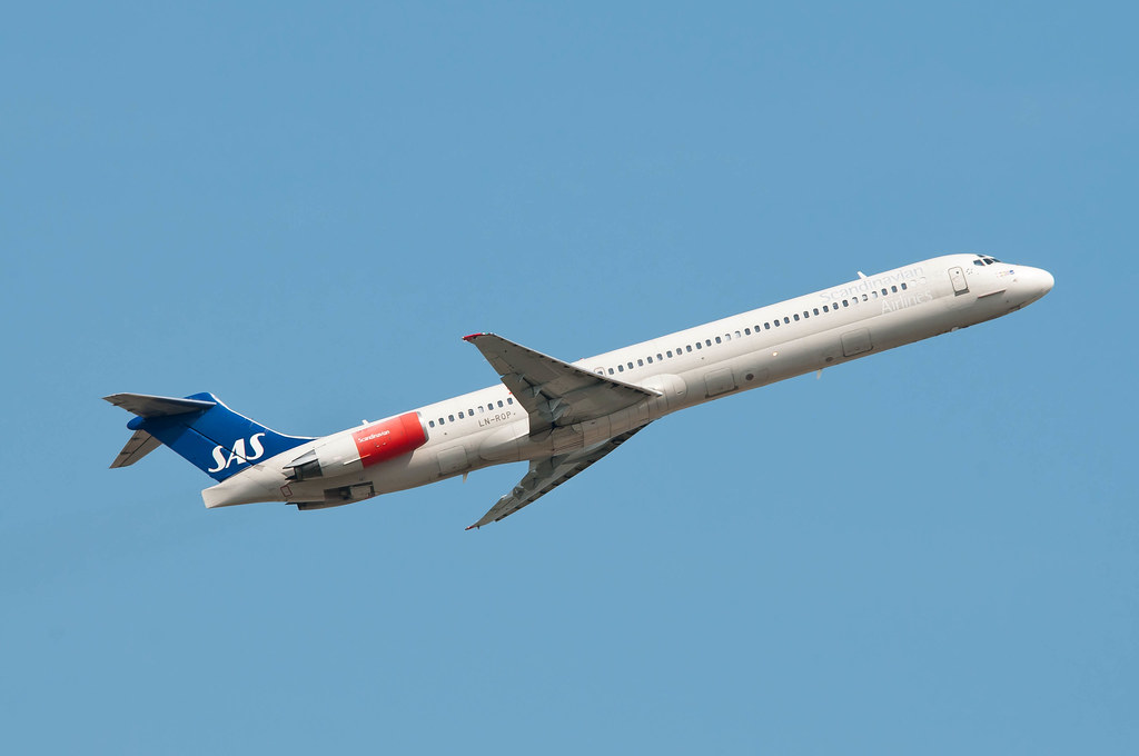SAS MD82 LN-ROP by happyrelm, on Flickr