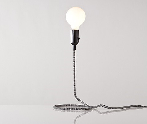 cord lamp by gretel