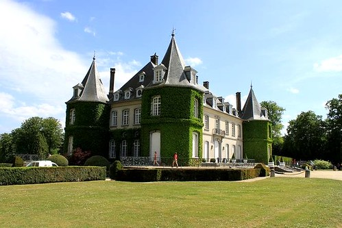 beautiful castle close to Brussels
