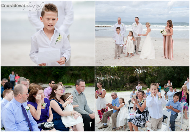 Jervis Bay Beach wedding 135