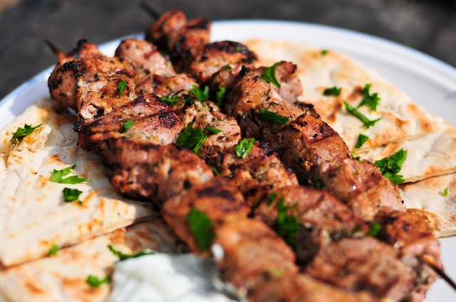 ... lamb souvlaki recipe food to love pork souvlaki the joy of cooking