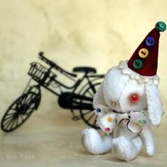 15/365* Circus Bunny