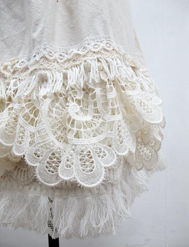 Ibara baras - dress lace