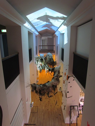The Køs museum foyer