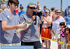 A Sea Turtle Escort Home To The Sea Amelia Island