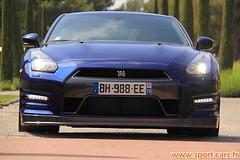 essai Nissan GT-R 2011 GTR 38