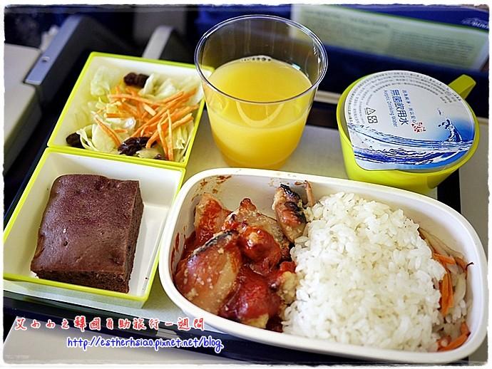 15 飛機餐